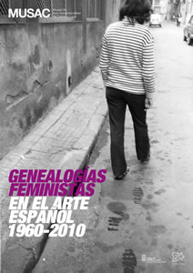 Artists Paloma Navares and Marina Nuñez exhibit at the MUSAC, Feminist Genealogies in the Spanish Art from 1960 to 2010