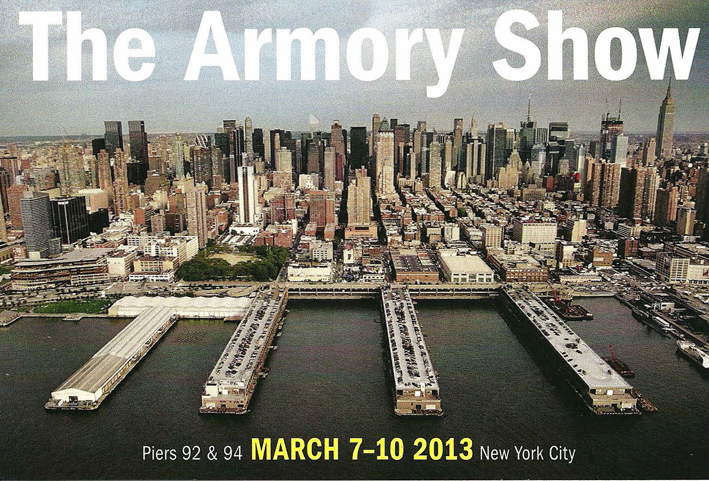 Alberto Borea at The Armory Show