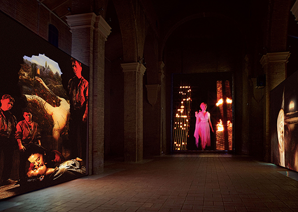 Kiss the fire